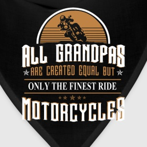 Motorcycles - All grandpas are created equal - Bandana
