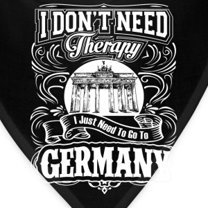 Need to go to Germany - I don't need therapy - Bandana
