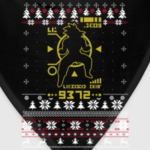 Saiyan Ugly Christmas sweater for fan - Bandana