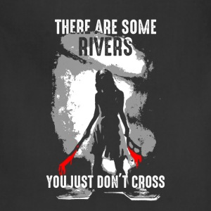 Serenity - There are rivers you just don't cross - Adjustable Apron
