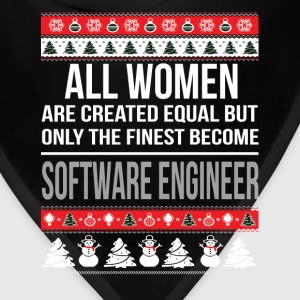 Software engineer - All women are created equal - Bandana