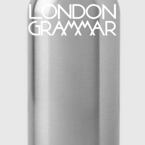 London Grammar Logo - Water Bottle