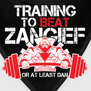 Street fighter - Training to beat Zangief - Bandana