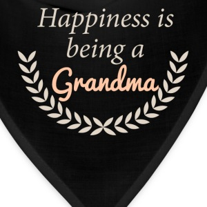 Happiness is being a Grandma - Bandana