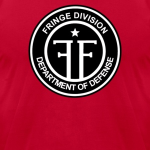 Fringe Division - Men's T-Shirt by American Apparel