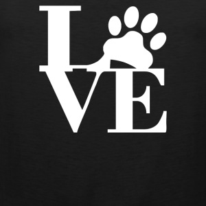 love paw - Men's Premium Tank