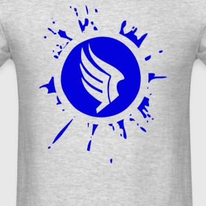 Mass Effect Paragon Splat - Men's T-Shirt