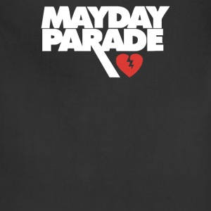 Mayday Parade Heart Logo - Adjustable Apron