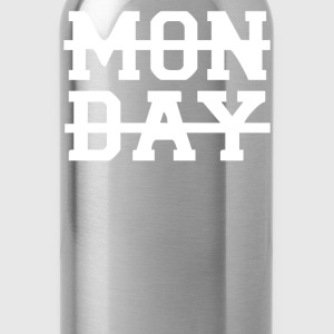 monday funny - Water Bottle
