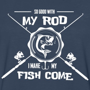Fishing T-Shirts - Men's Premium Long Sleeve T-Shirt