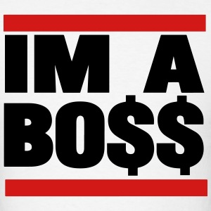 I'M A BOSS Hoodies - Men's T-Shirt