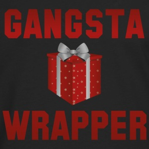Gangsta Wrapper - Men's Premium Long Sleeve T-Shirt