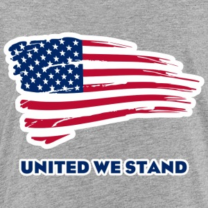 United we stand Kids' Shirts - Toddler Premium T-Shirt