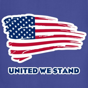 United we stand T-Shirts - Adjustable Apron