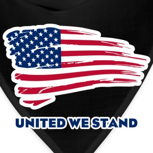 United we stand T-Shirts - Bandana