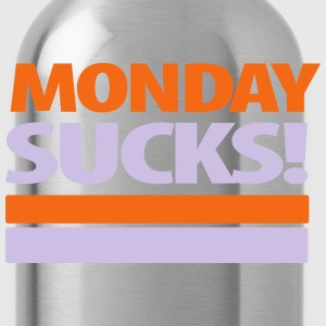 Monday Sucks T-Shirts - Water Bottle