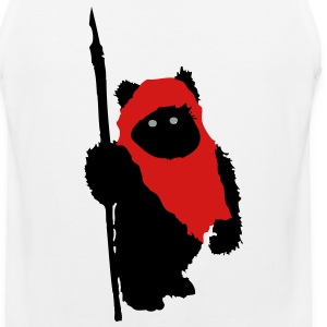 Star Wars Ewok T-Shirts - Men's Premium Tank