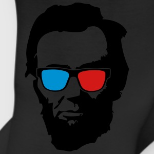 Abraham Lincoln Glasses T-Shirts - Leggings