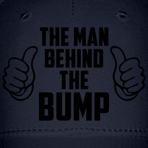 The Man Behind the Bump - Baseball Cap