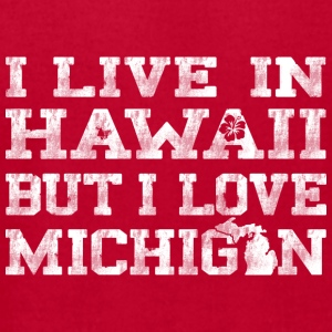 Live Hawaii Love Michigan  Baby & Toddler Shirts - Men's T-Shirt by American Apparel