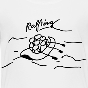 Rafting Tour Kids' Shirts - Toddler Premium T-Shirt
