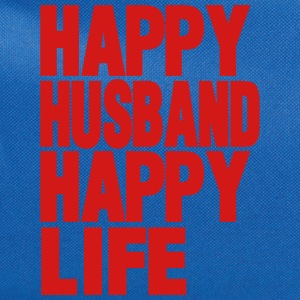 HAPPY HUSBAND HAPPY LIFE - Computer Backpack