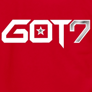 GOT7 Logo - White Women's T-Shirts - Unisex Fleece Zip Hoodie by American Apparel