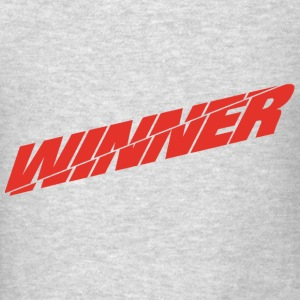 YG WINNER - Red Hoodies - Men's T-Shirt