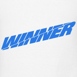 YG WINNER - Blue Hoodies - Men's T-Shirt
