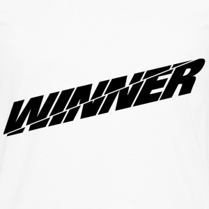 YG WINNER - Black T-Shirts - Men's Premium Long Sleeve T-Shirt