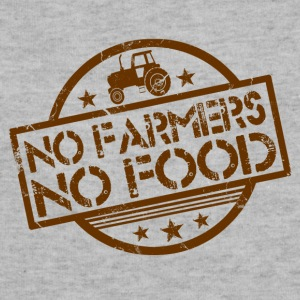 no_farmers_no_food T-Shirts - Sweatshirt Cinch Bag