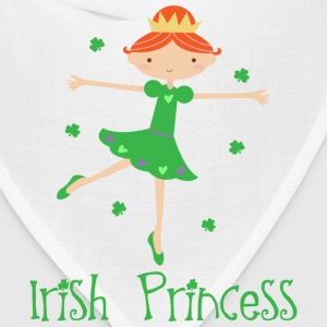 Irish Princess St Patrick's Day Kids' Shirts - Bandana