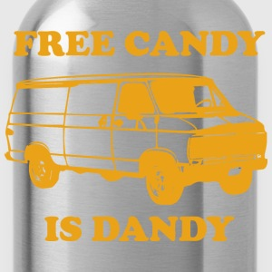 Free Candy - Water Bottle
