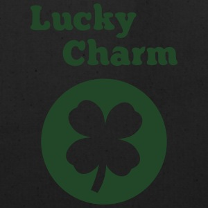 lucky charm, 4 leaf clover Women's T-Shirts - Eco-Friendly Cotton Tote
