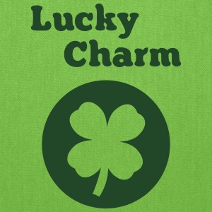 lucky charm, 4 leaf clover Women's T-Shirts - Tote Bag