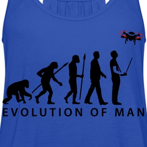 evolution_modellflieger_drohne_4_propell Hoodies - Women's Flowy Tank Top by Bella