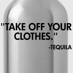 Tequila T-Shirts - Water Bottle