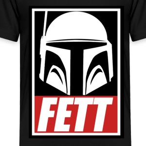 Fett -  Kids' Shirts - Toddler Premium T-Shirt