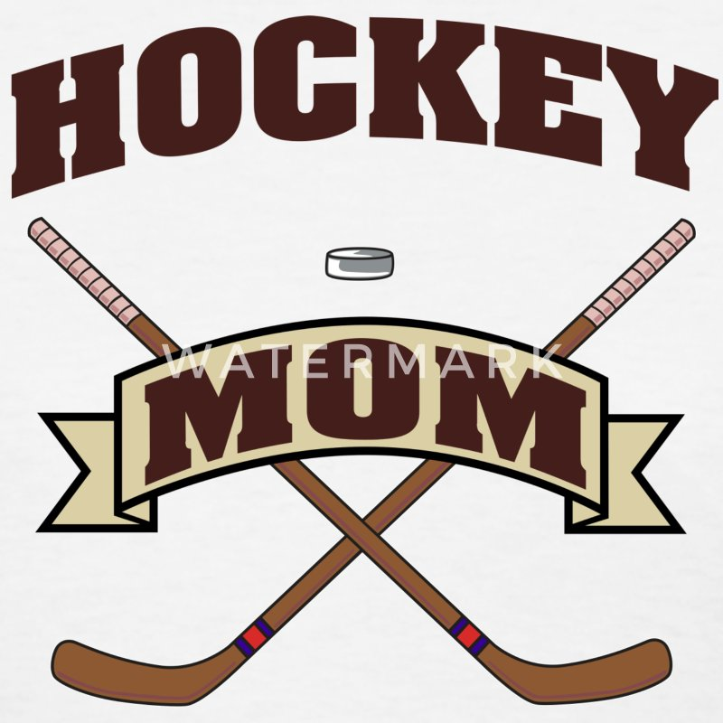 Hockey Mom T-Shirt - Women's T-Shirt