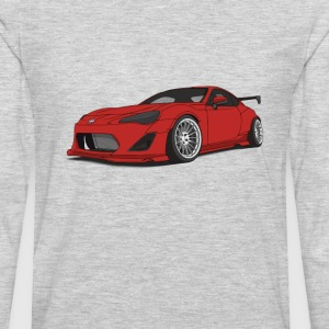 FRS GT86 BZR - Men's Premium Long Sleeve T-Shirt