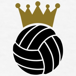 Volleyball King Accessories - Men's T-Shirt
