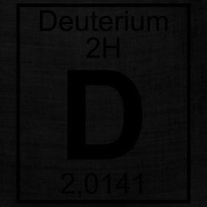D (Deuterium) - Element 2H - pfll T-Shirts - Bandana