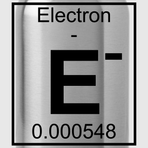 E (electron) - pfll T-Shirts - Water Bottle