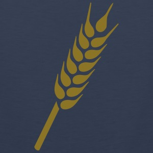 Wheat Women's T-Shirts - Men's Premium Tank