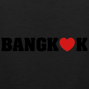 BANGKOK LOVE Caps - Men's Premium Tank