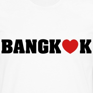 BANGKOK LOVE Hoodies - Men's Premium Long Sleeve T-Shirt