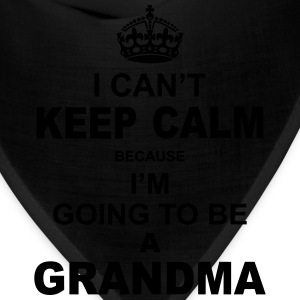 ....i am going to be a Grandma Women's T-Shirts - Bandana