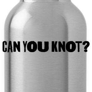 Can You Knot? V2 (W) - Water Bottle