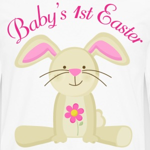 Baby's 1st Easter Kids' Shirts - Men's Premium Long Sleeve T-Shirt