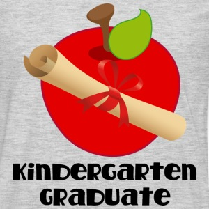 Kindergarten Graduate Diploma Kids' Shirts - Men's Premium Long Sleeve T-Shirt